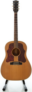 Musical Instruments:Acoustic Guitars, Circa 1965 Gibson J-50 Natural Acoustic Electric Guitar...