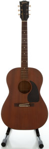Musical Instruments:Acoustic Guitars, 1961 Gibson LG-0 Mahogany Acoustic Guitar, Serial #38022....