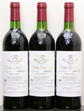 Vega Sicilia Unico 1981 1bn, 1ts, 3scl Bottle (3)