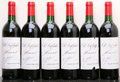 Red Bordeaux, Chateau Lafleur 1990 . Pomerol. 2bn, 6lgsl, 3ll, 1tl, 1wrl.Bottle (6). ... (Total: 6 Btls. )