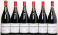 Red Burgundy, Grands Echezeaux 1992 . Domaine de la Romanee Conti . 2ssos,1sos, #02336, 02340-02342, 02344, 02346. Bottle (6). ... (Total: 6Btls. )