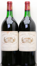 Red Bordeaux, Chateau Margaux 1982 . Margaux. 1lwisl. Magnum (2). ...(Total: 2 Mags. )