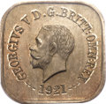 Australia, Australia: George V copper-nickel Pattern Penny 1921,...