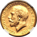 Australia, Australia: George V gold Sovereign 1926P,...