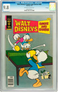 Bronze Age (1970-1979):Cartoon Character, Walt Disney's Comics and Stories #460 File Copy (Gold Key, 1979)CGC NM/MT 9.8 Off-white to white pages....