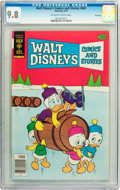 Bronze Age (1970-1979):Cartoon Character, Walt Disney's Comics and Stories #461 File Copy (Gold Key, 1979)CGC NM/MT 9.8 Off-white to white pages....