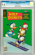 Bronze Age (1970-1979):Cartoon Character, Walt Disney's Comics and Stories #462 File Copy (Gold Key, 1979)CGC NM/MT 9.8 Off-white to white pages....