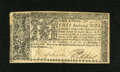 Colonial Notes:Maryland, Maryland April 10, 1774 $8 Very Fine-Extremely Fine. A very wellmargined example of this type which is well signed with an ...