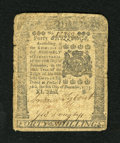 Colonial Notes:Pennsylvania, Pennsylvania December 8, 1775 40s Very Good. Just honest wear isfound on this note....