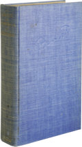 Books:Signed Editions, Thomas Hart Benton: Signed First Edition of An Artist inAmerica. (New York: Robert M. McBride & Company, 1937),first e... (Total: 1 Item)