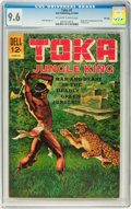 Silver Age (1956-1969):Adventure, Toka #1 File Copy (Dell, 1964) CGC NM+ 9.6 Off-white to whitepages....