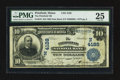 National Bank Notes:Maine, Pittsfield, ME - $10 1902 Date Back Fr. 618 The Pittsfield NB Ch. #(N)4188. ...