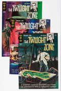 Silver Age (1956-1969):Horror, Twilight Zone File Copies Group (Gold Key, 1965-82) Condition:Average VF+.... (Total: 16 Comic Books)