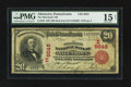 National Bank Notes:Pennsylvania, Allentown, PA - $20 1902 Red Seal Fr. 639 The Merchants NB Ch. #(E)6645. ...