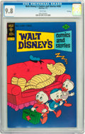 Bronze Age (1970-1979):Cartoon Character, Walt Disney's Comics and Stories #436 File Copy (Gold Key, 1977)CGC NM/MT 9.8 White pages....