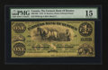 Canadian Currency: , Rustico, PEI- Farmers Bank of Rustico $1 Jan. 2, 1872 Ch. #290-12-02. ...