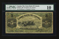 Canadian Currency: , Quebec City, PQ- Union Bank of Canada $5 June 1, 1907 Ch. #730-14-04. ...