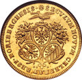 German States:Nurnberg, German States: Nurnberg. Free Imperial City gold 2 Ducats 1700-GFN,...