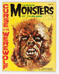 Magazines:Horror, Famous Monsters of Filmland #12 Signed by Basil Gogos (Warren, 1961) Condition: VG-....