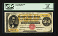 Large Size:Gold Certificates, Fr. 1216b $500 1882 Gold Certificate PCGS Apparent Very Fine 30.....