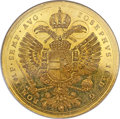 German States:Regensburg, German States: Regensburg. Free City gold 8 Ducats, ND (1765-90),...