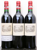 Red Bordeaux, Chateau Lafite Rothschild 1995 . Pauillac. 1wisl. Bottle(3). ... (Total: 3 Btls. )
