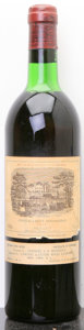 Red Bordeaux, Chateau Lafite Rothschild 1977 . Pauillac. ts, nl, lwasl,nc. Bottle (1). ... (Total: 1 Btl. )