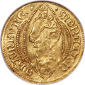 German States:Hamburg, German States: Hamburg. Free City gold Ducat 1642,...