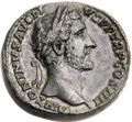 Ancients:Roman Imperial, Ancients: Antoninus Pius (AD 138-161). Orichalcum sestertius (24.31gm). ...