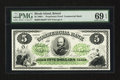 Obsoletes By State:Rhode Island, Bristol, RI- Commercial Bank $5 G46a Proprietary Proof. ...