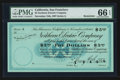 Obsoletes By State:California, San Francisco, CA- Northern Electric Company $5 Nov. 15, 1907. ...