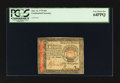 Colonial Notes:Continental Congress Issues, Continental Currency January 14, 1779 $65 PCGS Very Choice New64PPQ.. ...