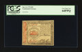 Colonial Notes:Continental Congress Issues, Continental Currency January 14, 1779 $50 PCGS Very Choice New 64PPQ.. ...