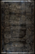 Obsoletes By State:Massachusetts, Conway, MA- Conway Bank $1-$1-$2-$5 G2b-G2b-G4b-G8b Steel PrintingPlate. ...