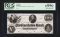 Obsoletes By State:Massachusetts, Provincetown, MA- Provincetown Bank $5 G8 Proof. ...
