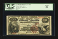 National Bank Notes:Pennsylvania, Hanover, PA - $10 1882 Brown Back Fr. 479 The First NB Ch. # 187....
