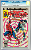 Modern Age (1980-Present):Superhero, The Amazing Spider-Man #201 (Marvel, 1980) CGC NM/MT 9.8 Off-whitepages....