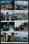 "Movie Posters:War, Apocalypse Now (United Artists, 1979). Mini Lobby Card Set of 8 (8""X 10""). War. Starring Martin Sheen, Marlon Brando, Rober... (Total:8 Item)"