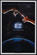 "Movie Posters:Science Fiction, E.T. The Extra-Terrestrial (Universal, 1982). One Sheet (27"" X41""). Science Fiction. Starring Henry Thomas, Dee Wallace, Pe..."