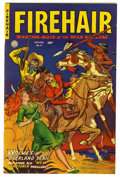 Golden Age (1938-1955):Western, Firehair Comics #11 Mile High pedigree (Fiction House, 1952) Condition: VF/NM. Overstreet 2006 VF/NM 9.0 value = $159; NM- 9...