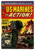 Golden Age (1938-1955):War, U.S. Marines in Action #3 (Avon, 1952) Condition: VF....