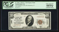 National Bank Notes:Connecticut, Danielson, CT - $10 1929 Ty. 1 The Windham County NB Ch. # 1360....