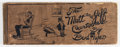Platinum Age (1897-1937):Miscellaneous, Mutt and Jeff Book #1 (Ball, 1910) Condition: Apparent GD/VG....