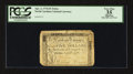 Colonial Notes:North Carolina, North Carolina April 2, 1776 $5 Triton PCGS Apparent Very Fine 35.....