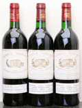 Red Bordeaux, Chateau Margaux. Margaux. 1981 1bn, 1scl Bottle (2). 1989 bnBottle (1). ... (Total: 3 Btls. )