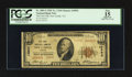 National Bank Notes:Virginia, New Castle, VA - $10 1929 Ty. 2 The First NB Ch. # 10993. ...