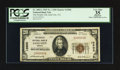 National Bank Notes:Virginia, Gate City, VA - $20 1929 Ty. 1 The Peoples NB Ch. # 13502. ...