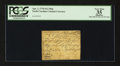 Colonial Notes:North Carolina, North Carolina April 2, 1776 $1/2 Ship PCGS Apparent Very Fine 35.....