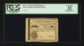 Colonial Notes:North Carolina, North Carolina April 2, 1776 $1/4 Monogram FB PCGS Apparent Very Fine 35.. ...
