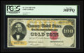 Large Size:Gold Certificates, Fr. 1214 $100 1882 Gold Certificate PCGS Very Fine 30PPQ.. ...